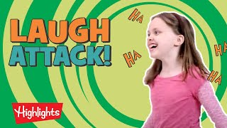 Laugh Attack #5 | Jokes For Kids |  Highlights Kids