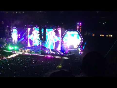 Coldplay Brisbane December 6 2016 - Adventure of a Lifetime