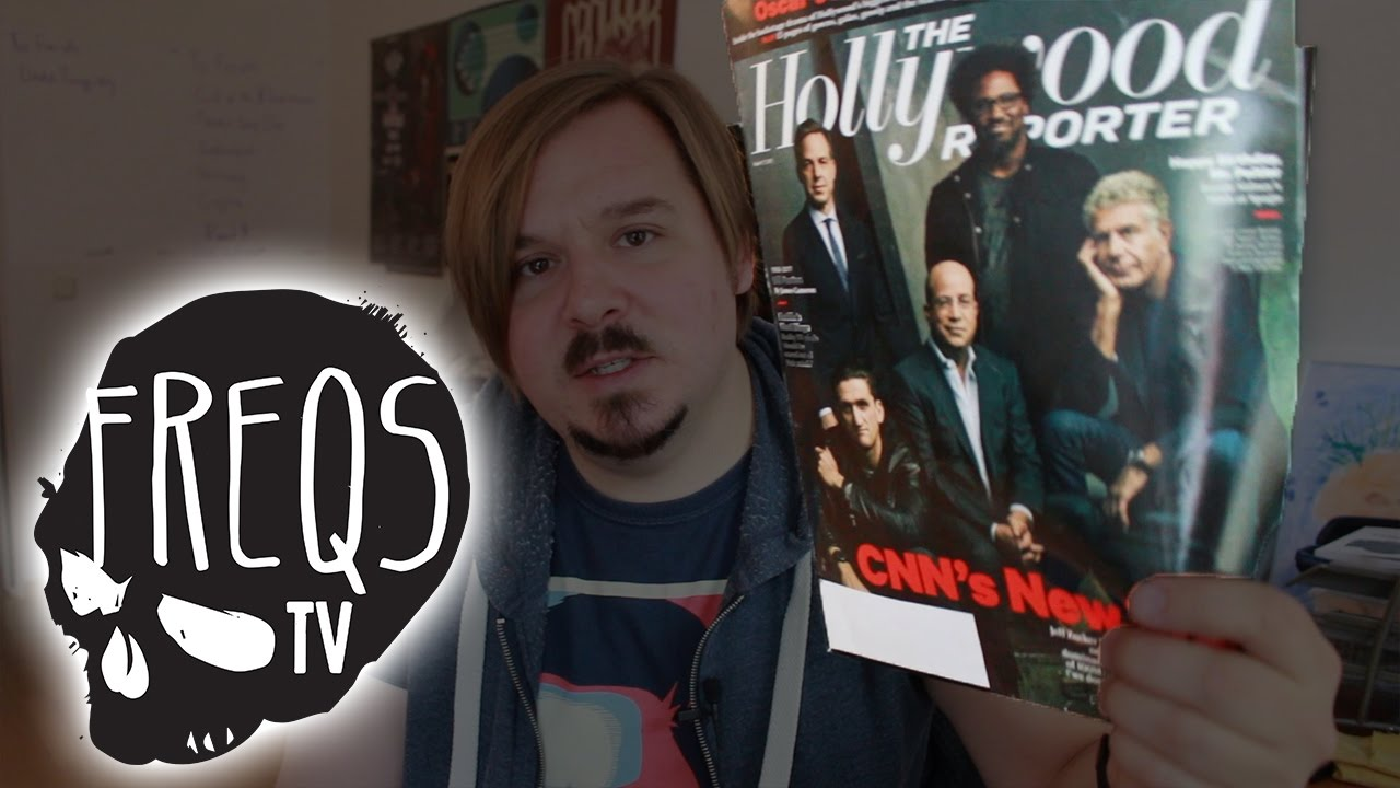 THE HOLLYWOOD REPORTER, MTV, NOISE RECORDS AND MORE // VLOG 004