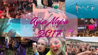 AYIA NAPA 2017 Aftermovie |Johanna Lind