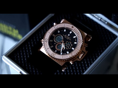 CT AND SAMSON FLETCHER: S-FORCE WATCH REVIEW THE VIDEO
