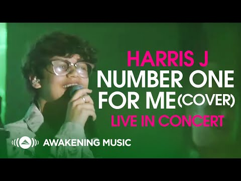 Harris J - Number One For Me (Cover) | Live In Concert