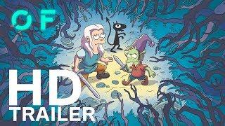 '(Des)encanto', tráiler final de la serie de Matt Groening para Netflix