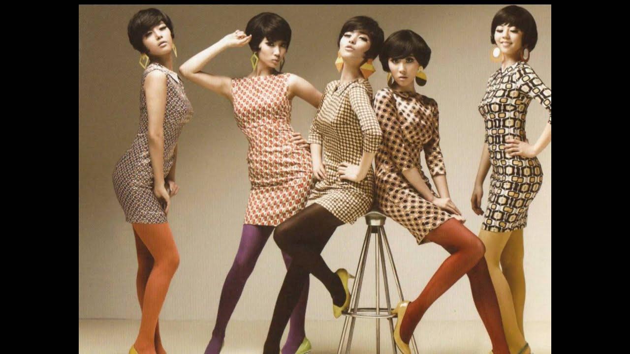 Wonder Girls Fashion