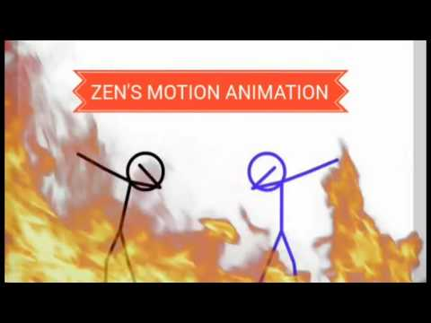 Stick Fighter Animation (Android App)