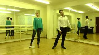 Свадебный танец самостоятельно  Движение 2(, 2014-06-12T20:12:59.000Z)