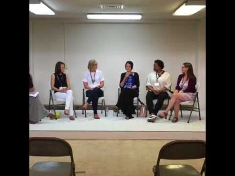 2016 Loveland, Colorado Startup Week Women in Business Panel Discussion