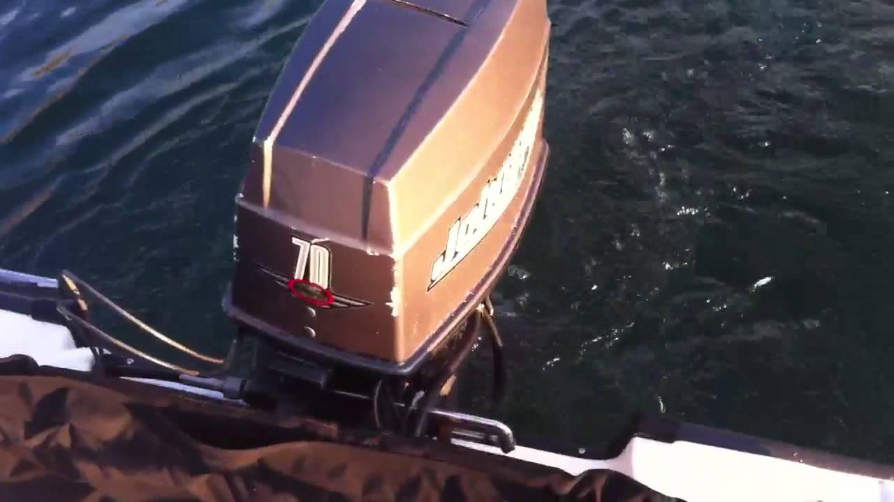 Johnson outboard shift and idle doovi for Johnson marine italia