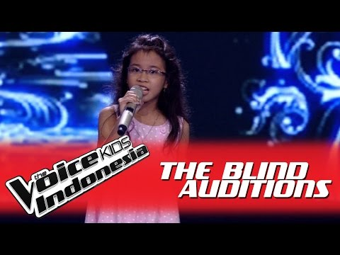 "Dhatu ""As Long As You Love Me"" I The Blind Auditions I The Voice Kids Indonesia GlobalTV 2016"