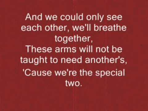 The Special Two (Lyrics)