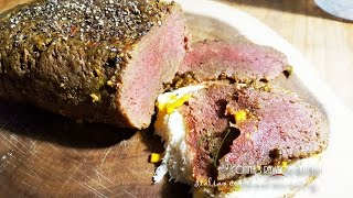VEGAN CORNED BEEF - RED SEITAN RECIPIE - vegan roast beef |  | Connie's RAWsome kitchen