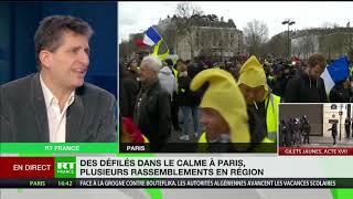 François Cocq : «Personne ne peut douter qu'il y a eu une répression féroce du gouvernement»