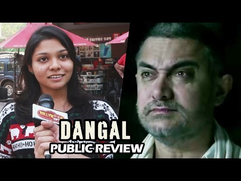 Aamir Khan's Performance TOUCHED The Heart - Dangal Public Review