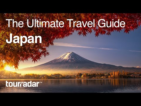 Japan: The Ultimate Travel Guide by TourRadar