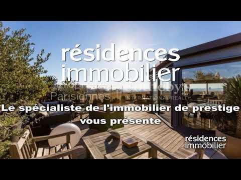 PARIS 18EME - APPARTEMENT A VENDRE - 7 800 000 € - 270 m² - 5 pièces