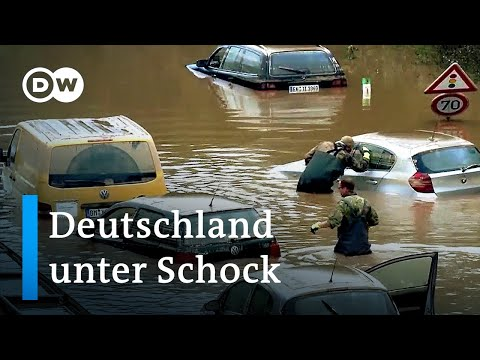 Nach den tödlichen Fluten in Deutschland | DW Reporter