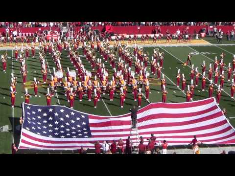 Iowa State University Marching Band - PreGame Show Sept. 12, 2015 (Iowa Game)