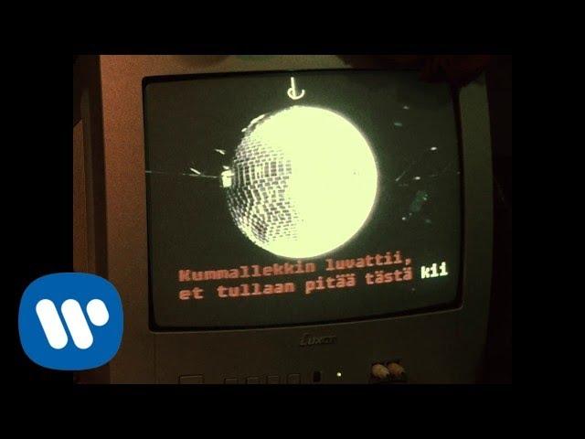 Cledos - PIDÄKII (Official Lyric Video)