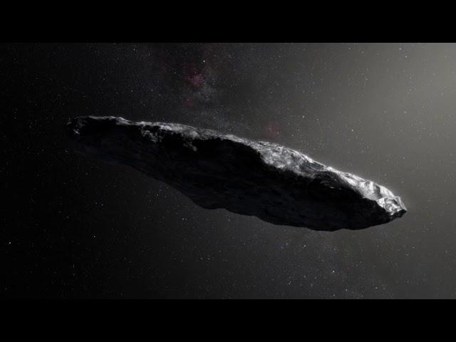 Oumuamua Update