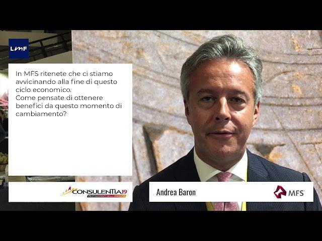 Consulentia 2019 - Andrea Baron (MFS)
