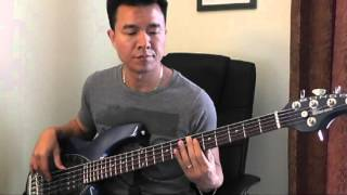 Rod Steward - Have I told You Lately that I Love You- Bass Cover
