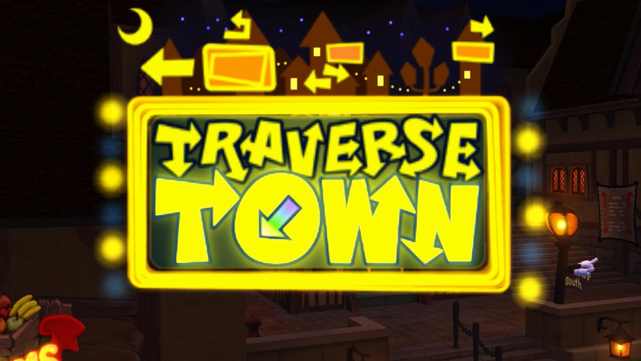 Image result for traverse town logo