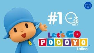 Let's Go Pocoyo! 30 MINUTOS en español latino [Episodio 1] en HD