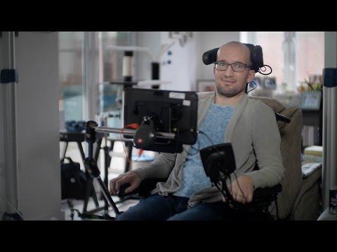 Robert's Story - Motor Neurone Disease Shortened Stories
