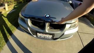 First Mod You Should Do For Your BMW  !!!!!!!!!!!! (PLASTI DIP)