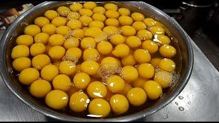 오븐에 구운 신기한 계란빵 / oven-baked eg…