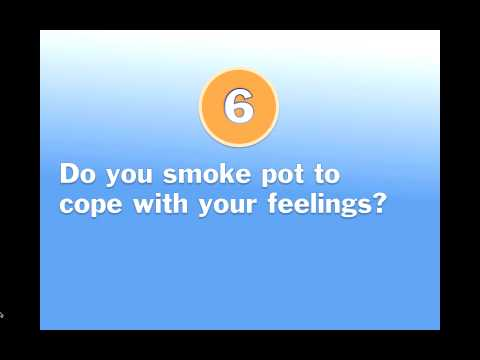 The 12 Questions Of Marijuana Anonymous