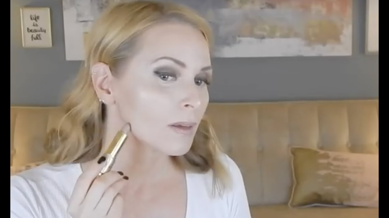 how to get rid of jowls with makeup | skip2mylou