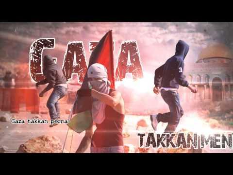 Ibnu The Jenggot - GAZA TAKKAN MENYERAH (Gaza Tonight) Ft Dudhy Dindin Noise