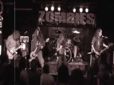 Las Cruces: Show at Zombies Bar  in San Antonio, TX 7/24/2015