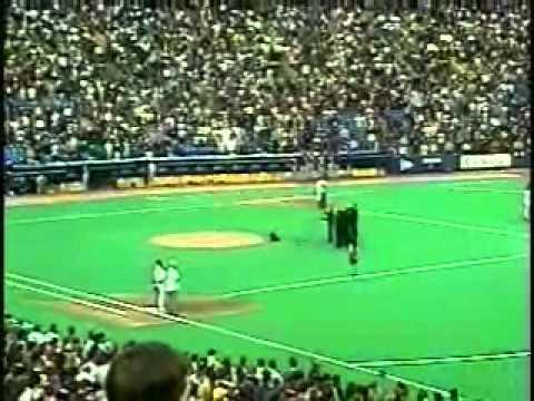 Montreal Expos 2002 season finale