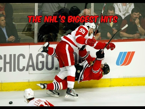 The NHL's Biggest Hits