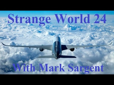 Flight Instructor: We all fly over a FLAT EARTH - SW24 - Mark Sargent ✅