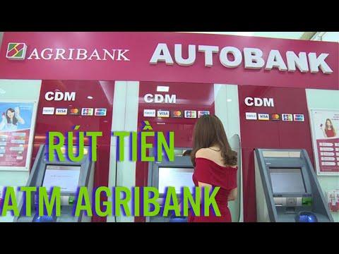 Hướng dẫn rút tiền tại trụ ATM AGRIBANK chi tiết   credit nguyen   Foci