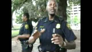 Sleep is Not a Crime! Police Harassment of Homeless in Hurt Park