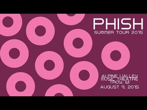 2015.08.09 -  Alpine Valley Music Theatre