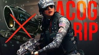 ZABIERAJĄ ASH ACOGA! - Rainbow Six Siege + NOWI OPERATORZY!