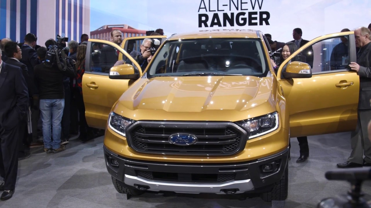Ford Ranger Is Back Jan 14 2018 Cnn Money