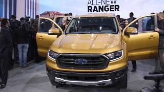 Ford Unveils the 2019 Ford Ranger
