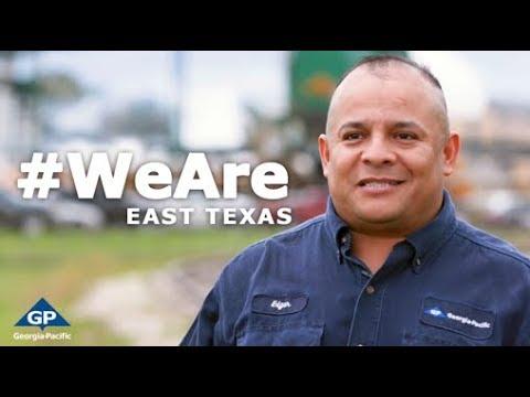 #WeAre East Texas | Georgia-Pacific