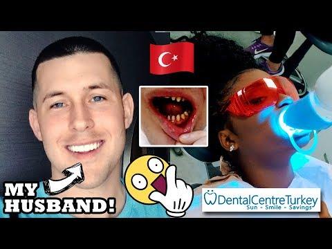 😁 WE GOT OUR TEETH DONE! VLOG   Dental Centre Turkey   Smile Makeover Veneers & Crowns
