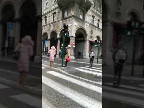 Trieste nevica 2018
