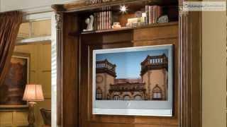 Villa Valencia Entertainment Collection From Aico Furniture