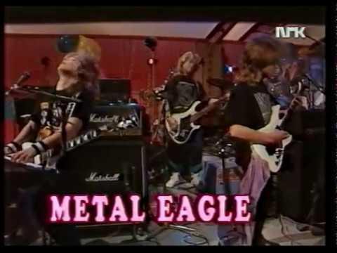 Metal Eagle  - Leave Me Be (Live NRK 1990)