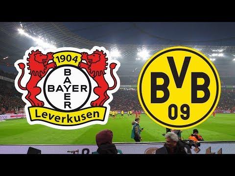 Bayer 04 Leverkusen gegen Borussia Dortmund [Saison 2017/2018]   Impressionen