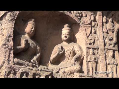 Yungang Grottoes - Dàtóng 云冈石窟 UNESCO World Heritage Site China